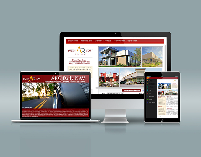 ARC Daily NAV Non-Traded REIT Website