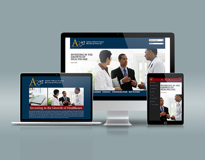 ARC Healthcare Trust Non-Traded REIT Websites