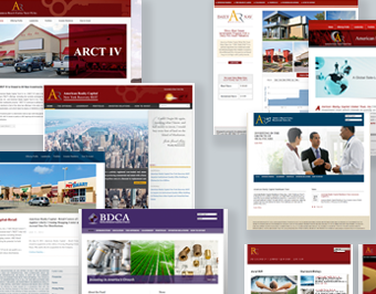 Non-Traded REIT Websites