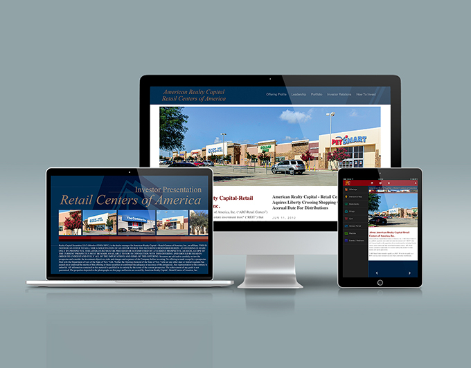 Retail Centers of America Non-Traded REIT Website